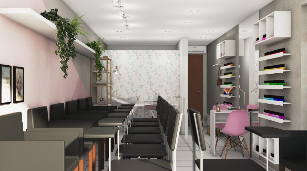 Sala de Jantar estilo Moderno sofisticado Minimalista