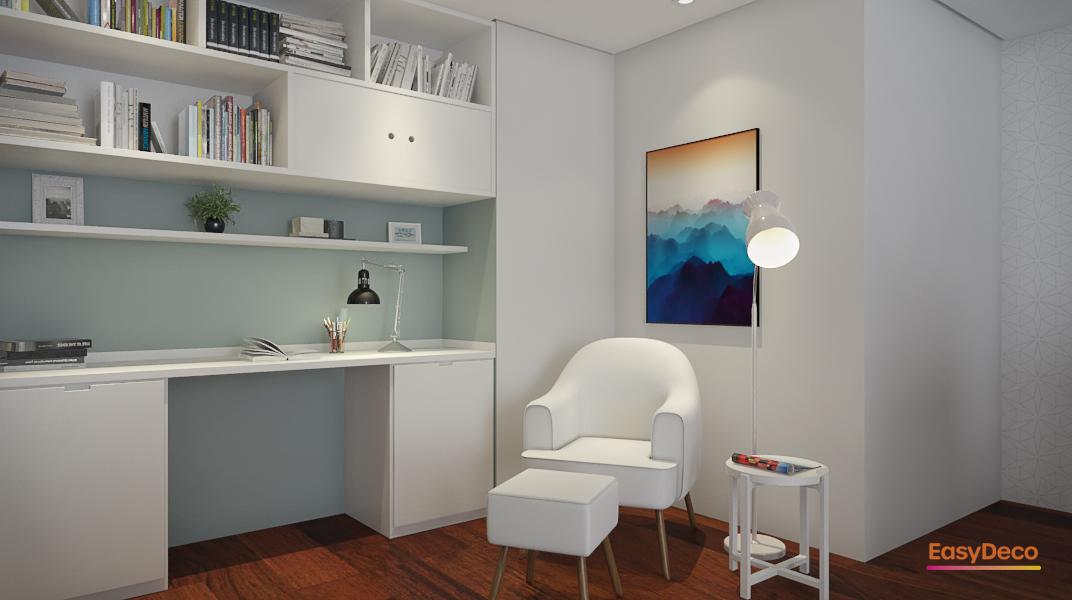 Sala de Jantar estilo Moderno sofisticado Aconchegante