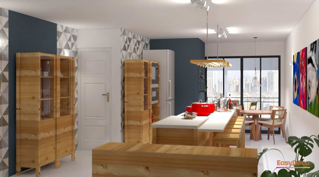 Cozinha rústica 2020